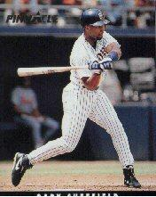 1993 Pinnacle Slugfest #7 Gary Sheffield