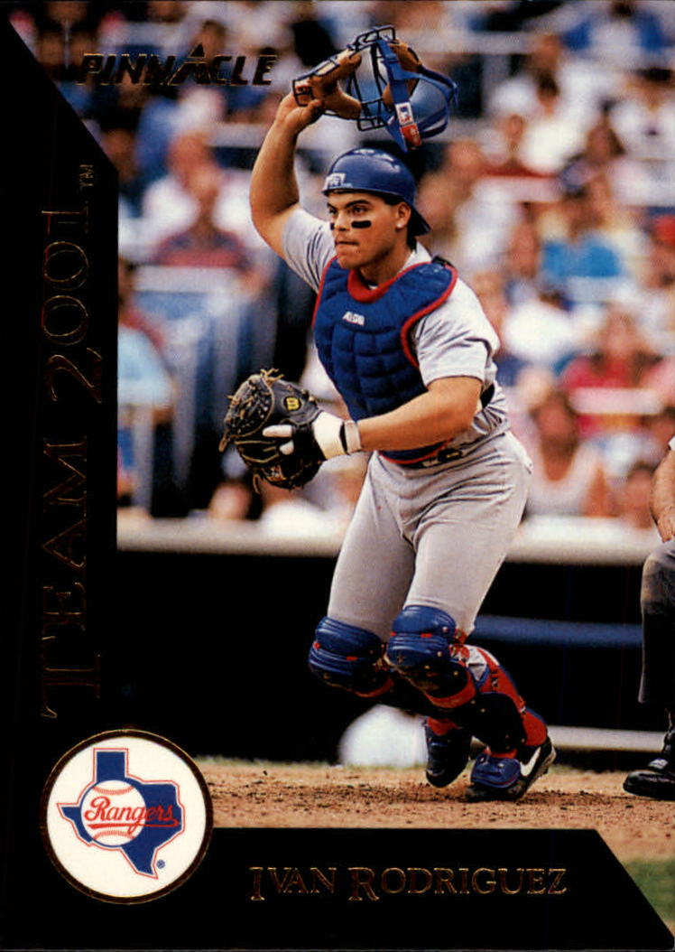 1993 Pinnacle Team 2001 #29 Ivan Rodriguez
