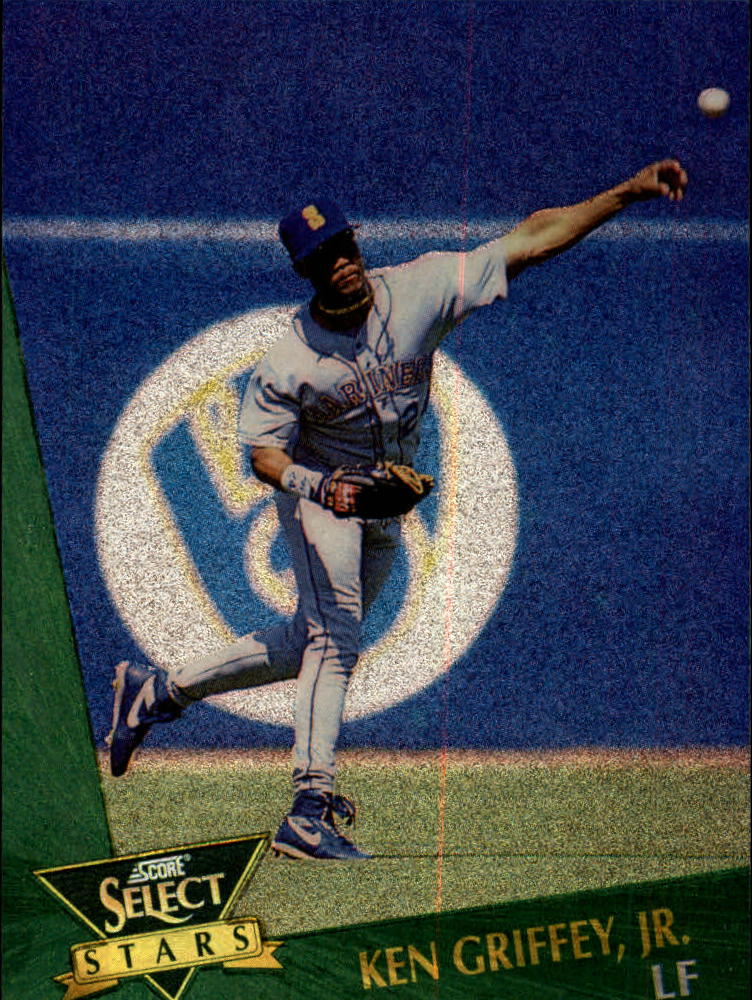 1993 Select Chase Stars #19 Ken Griffey Jr.