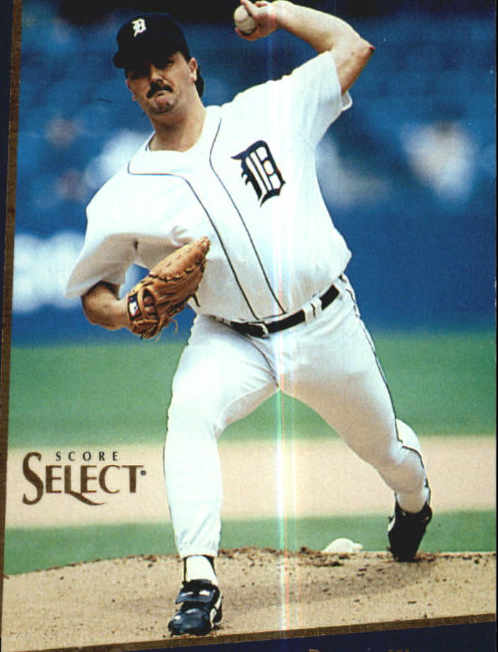 1993 Select Rookie/Traded #113T David Wells