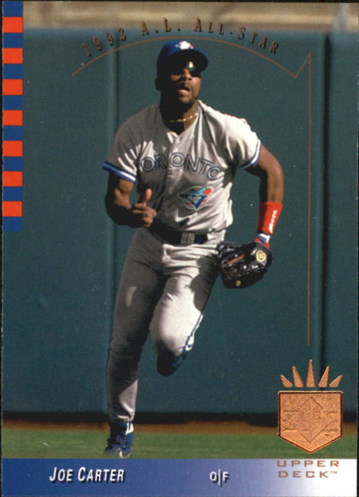 1993 SP #3 Joe Carter AS