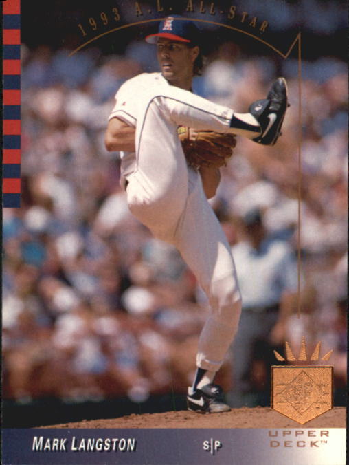 1993 SP #5 Mark Langston AS