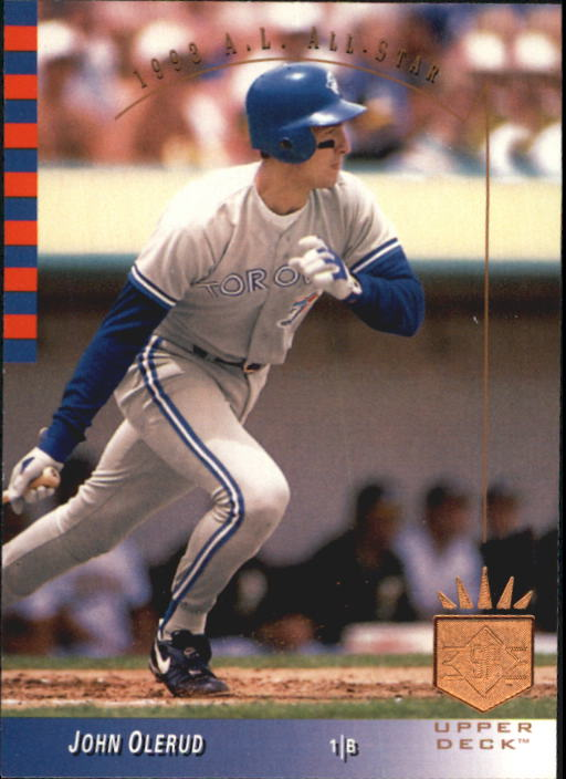 1993 SP #6 John Olerud AS