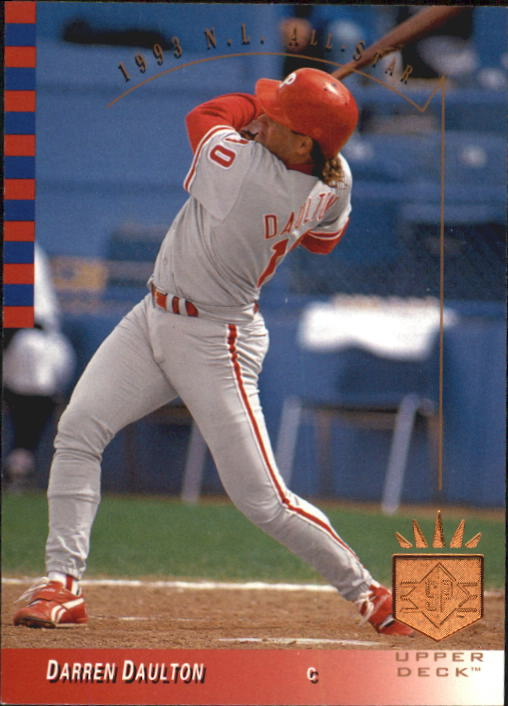 1993 SP #11 Darren Daulton AS