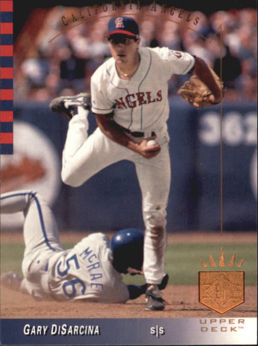 1993 SP #21 Gary DiSarcina
