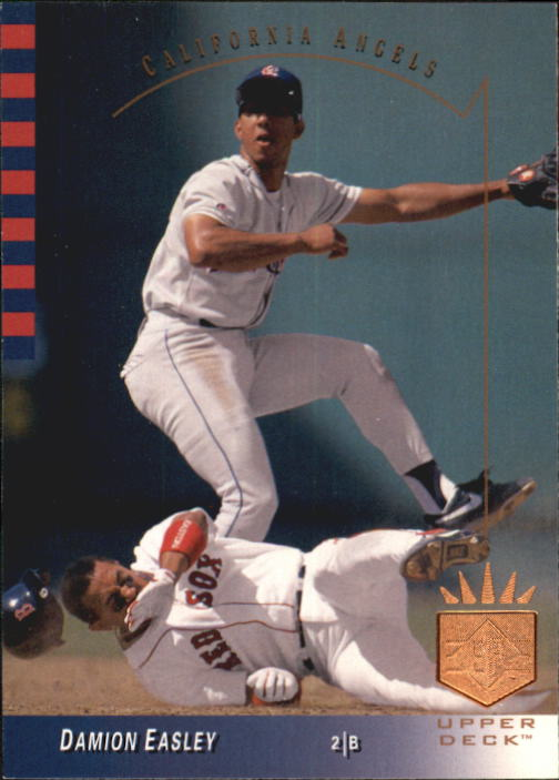 1993 SP #22 Damion Easley
