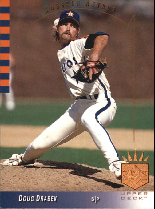 1993 SP #32 Doug Drabek