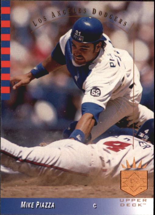1993 SP #98 Mike Piazza