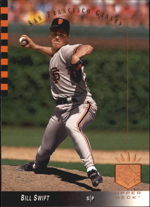 1993 SP #115 Bill Swift