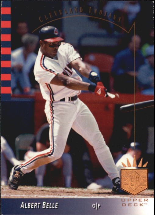 1993 SP #120 Albert Belle
