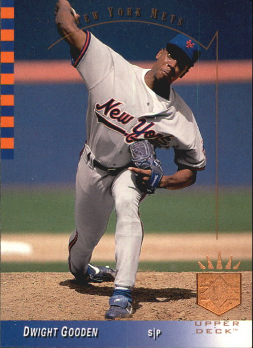 1993 SP #149 Dwight Gooden