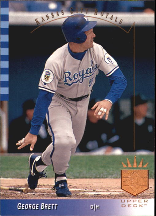 1993 SP #227 George Brett