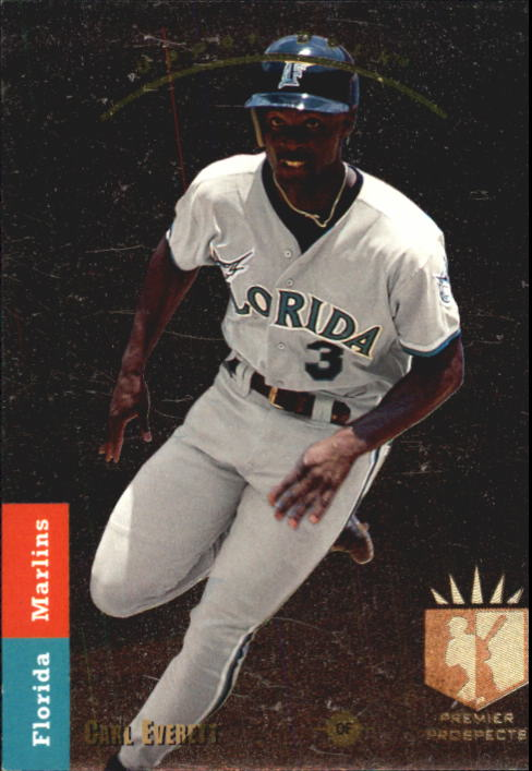1993 SP #276 Carl Everett FOIL