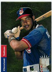 1993 SP #285 Manny Ramirez FOIL