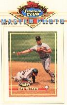 1993 Stadium Club Master Photos #7 Cal Ripken