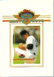 1993 Stadium Club Master Photos #21 Nolan Ryan