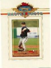1993 Stadium Club Master Photos #27 Greg Maddux