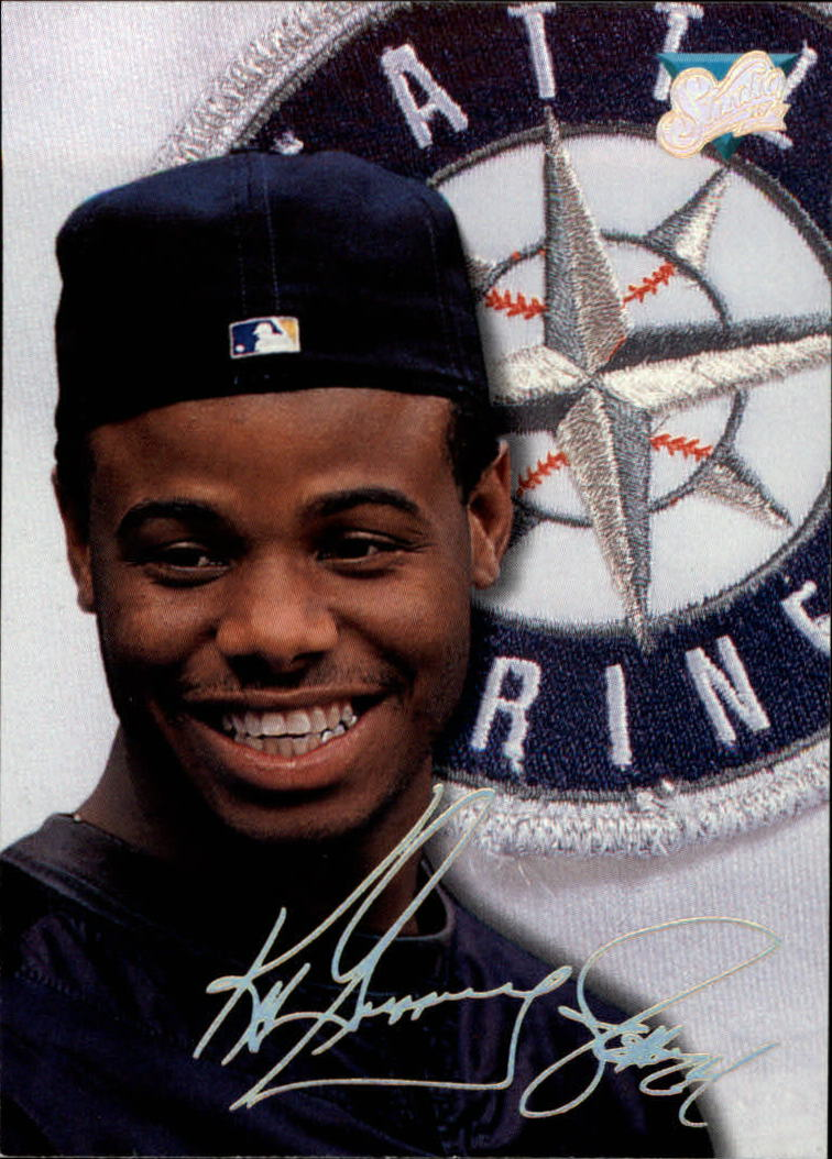 1993 Studio #96 Ken Griffey Jr.