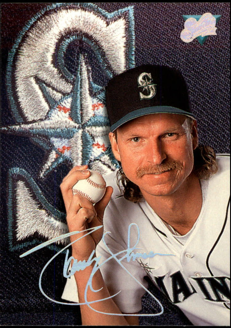 1993 Studio #153 Randy Johnson