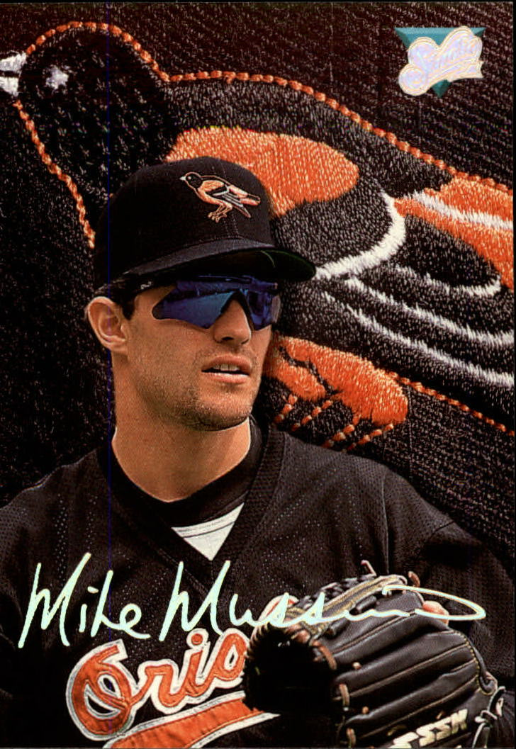 1993 Studio #202 Mike Mussina
