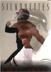 1993 Studio Silhouettes #2 Barry Bonds