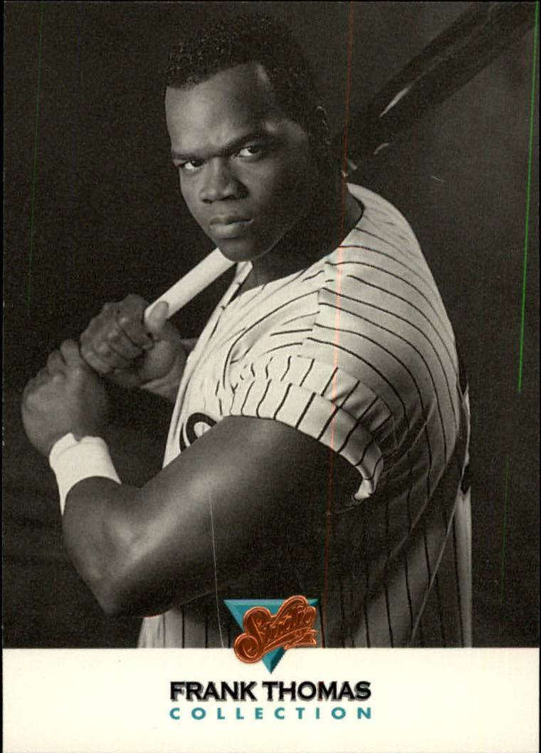 1993 Studio Thomas #3 Frank Thomas/Family