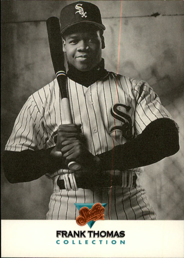 1993 Studio Thomas #4 Frank Thomas/Performance