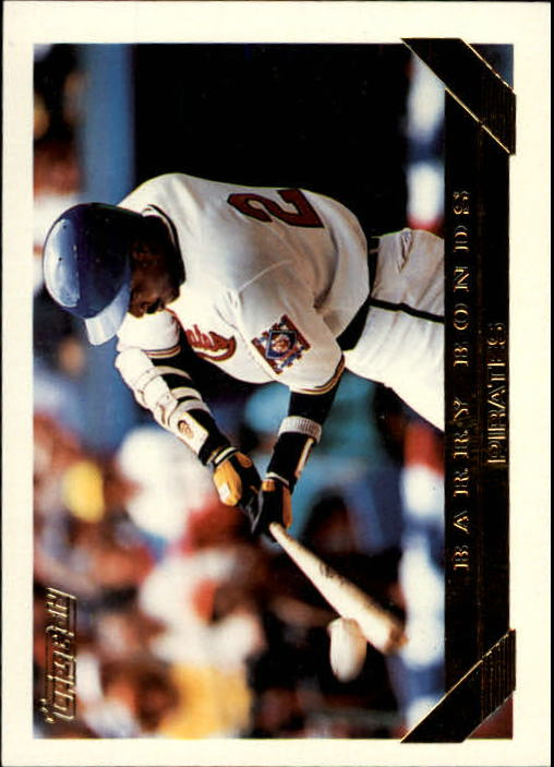1993 Topps Gold #2 Barry Bonds