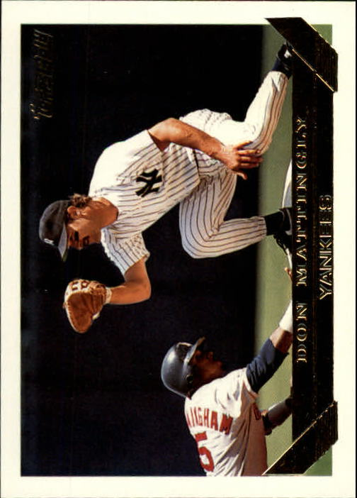 1993 Topps Gold #32 Don Mattingly