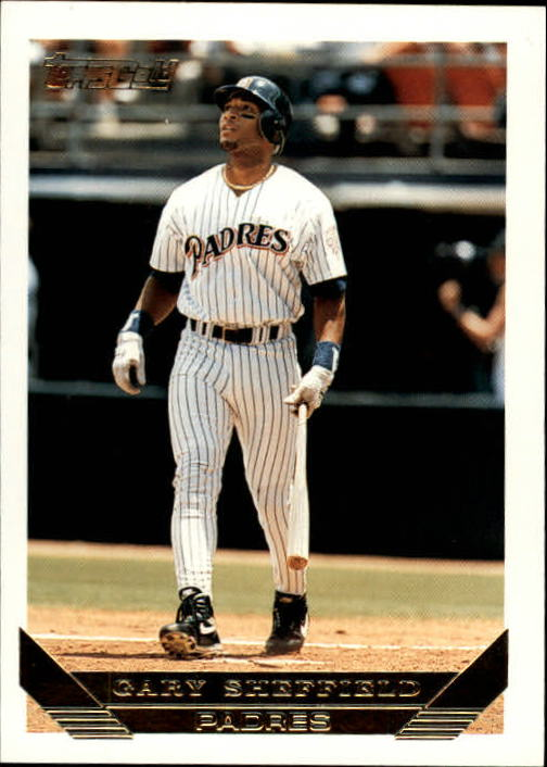 1993 Topps Gold #140 Gary Sheffield
