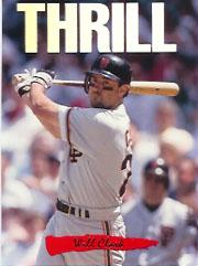 1993 Triple Play Nicknames #4 Will Clark/Thrill