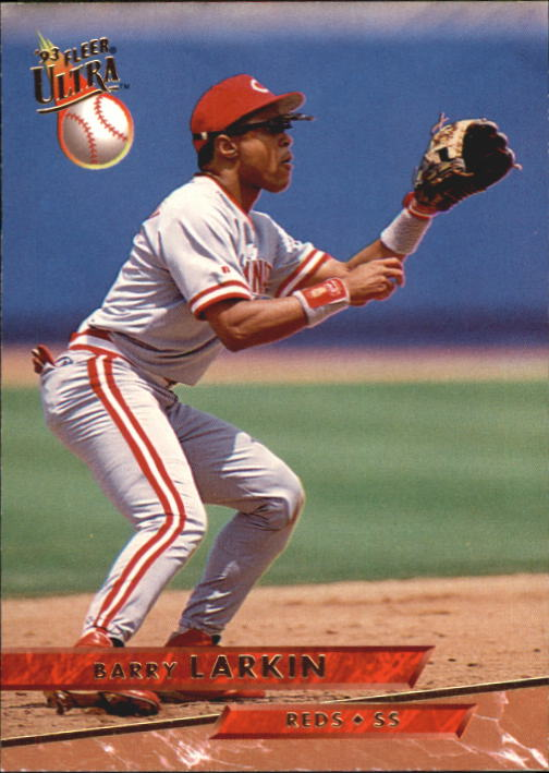 1993 Ultra #30 Barry Larkin