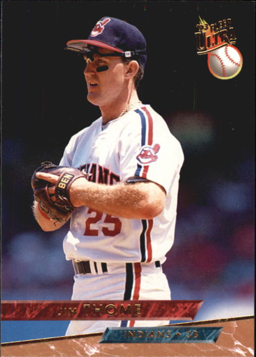 1993 Ultra #192 Jim Thome