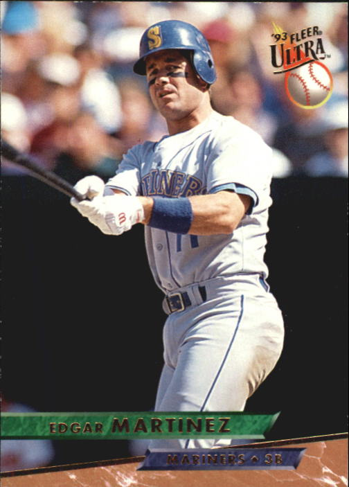 1993 Ultra #270 Edgar Martinez