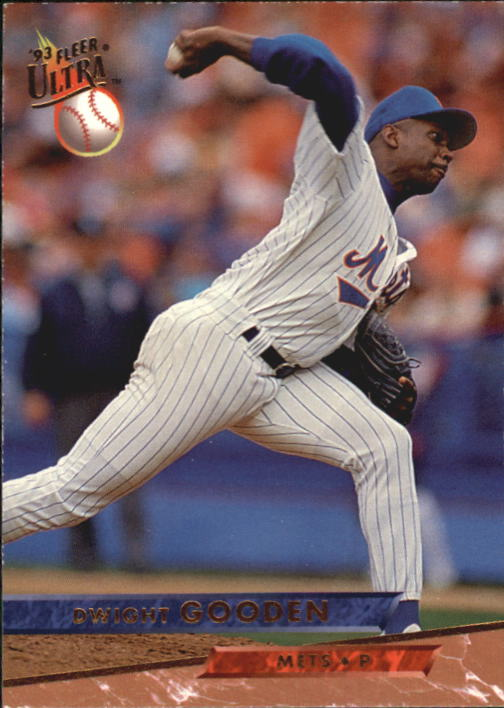 1993 Ultra #427 Dwight Gooden