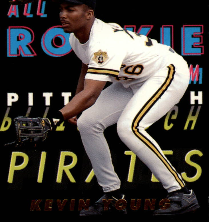 1993 Ultra All-Rookies #10 Kevin Young