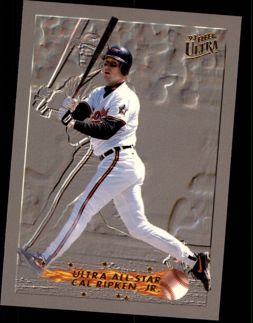 1993 Ultra All-Stars #14 Cal Ripken
