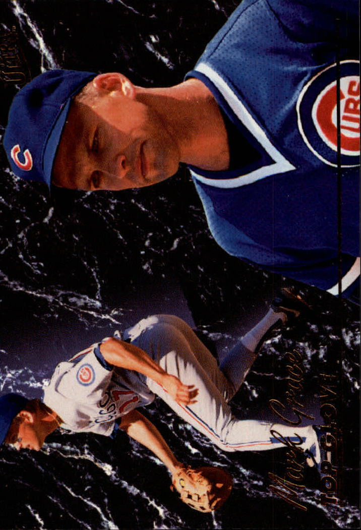 1993 Ultra Award Winners #3 Mark Grace