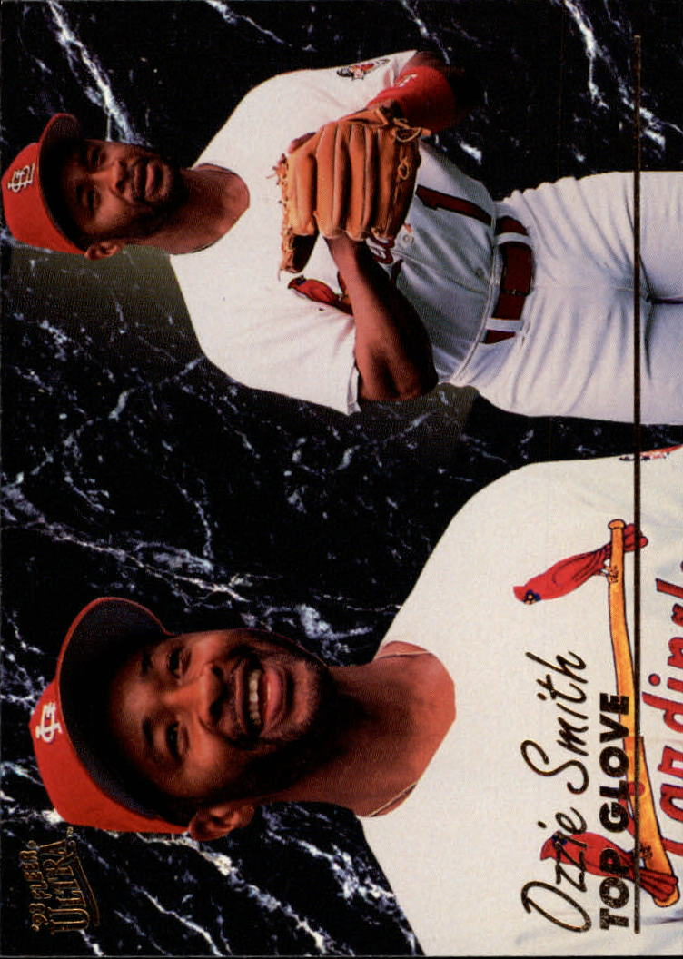 1993 Ultra Award Winners #6 Ozzie Smith