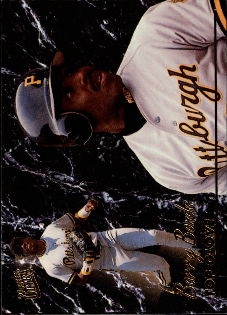 1993 Ultra Award Winners #7 Barry Bonds
