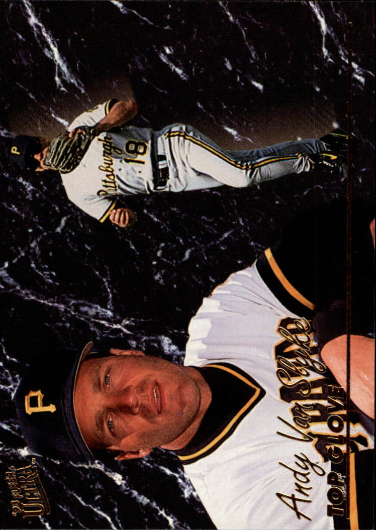 1993 Ultra Award Winners #8 Andy Van Slyke
