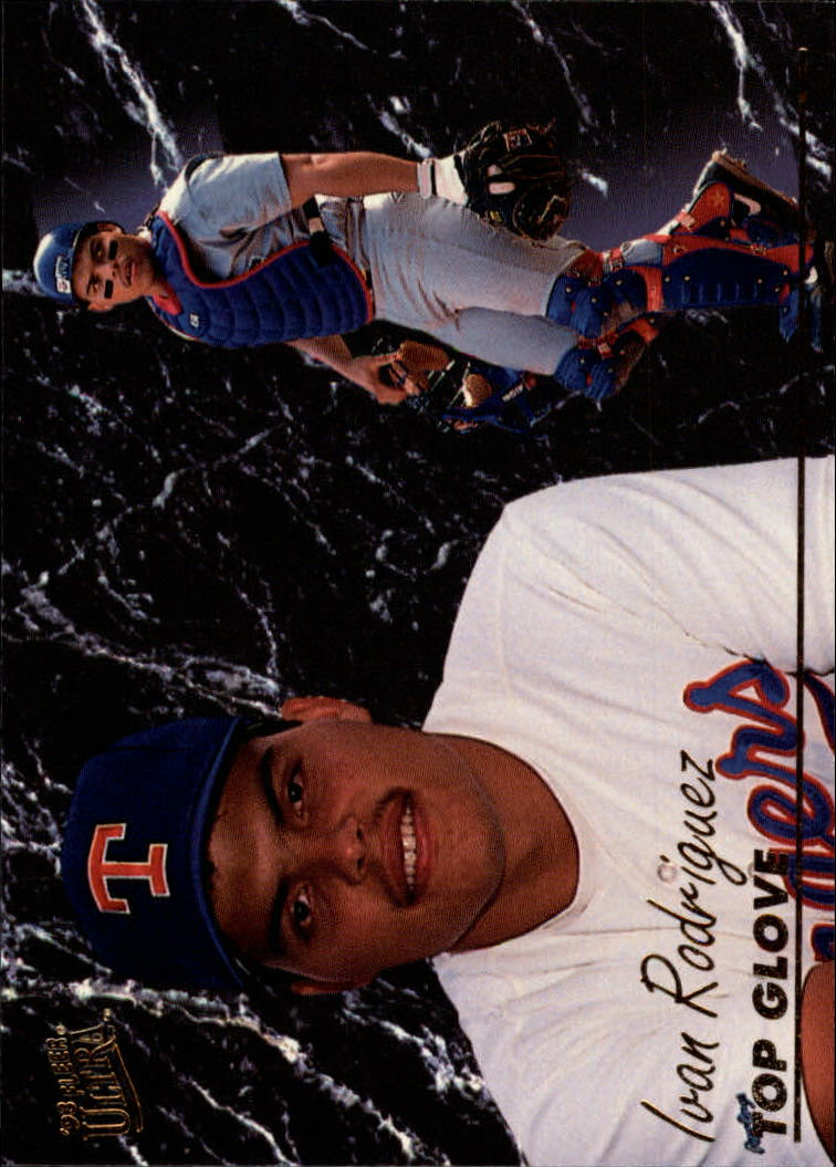 1993 Ultra Award Winners #11 Ivan Rodriguez
