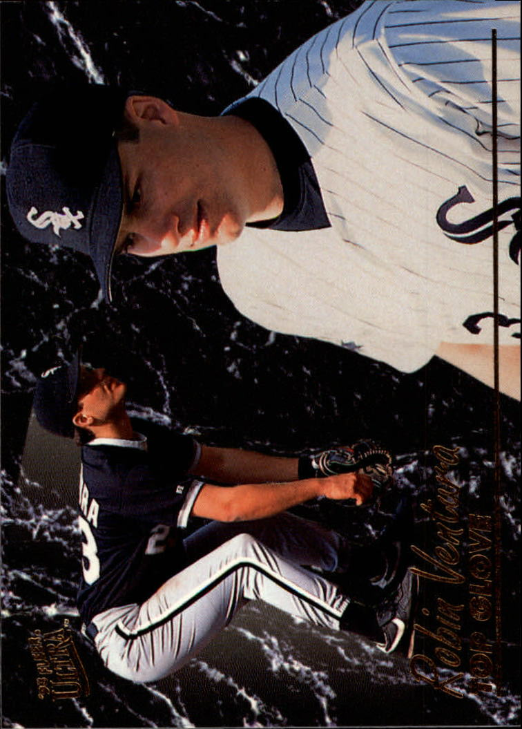 1993 Ultra Award Winners #14 Robin Ventura