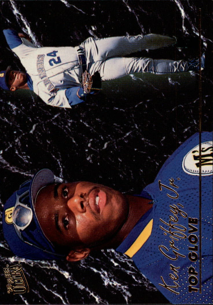 1993 Ultra Award Winners #16 Ken Griffey Jr.