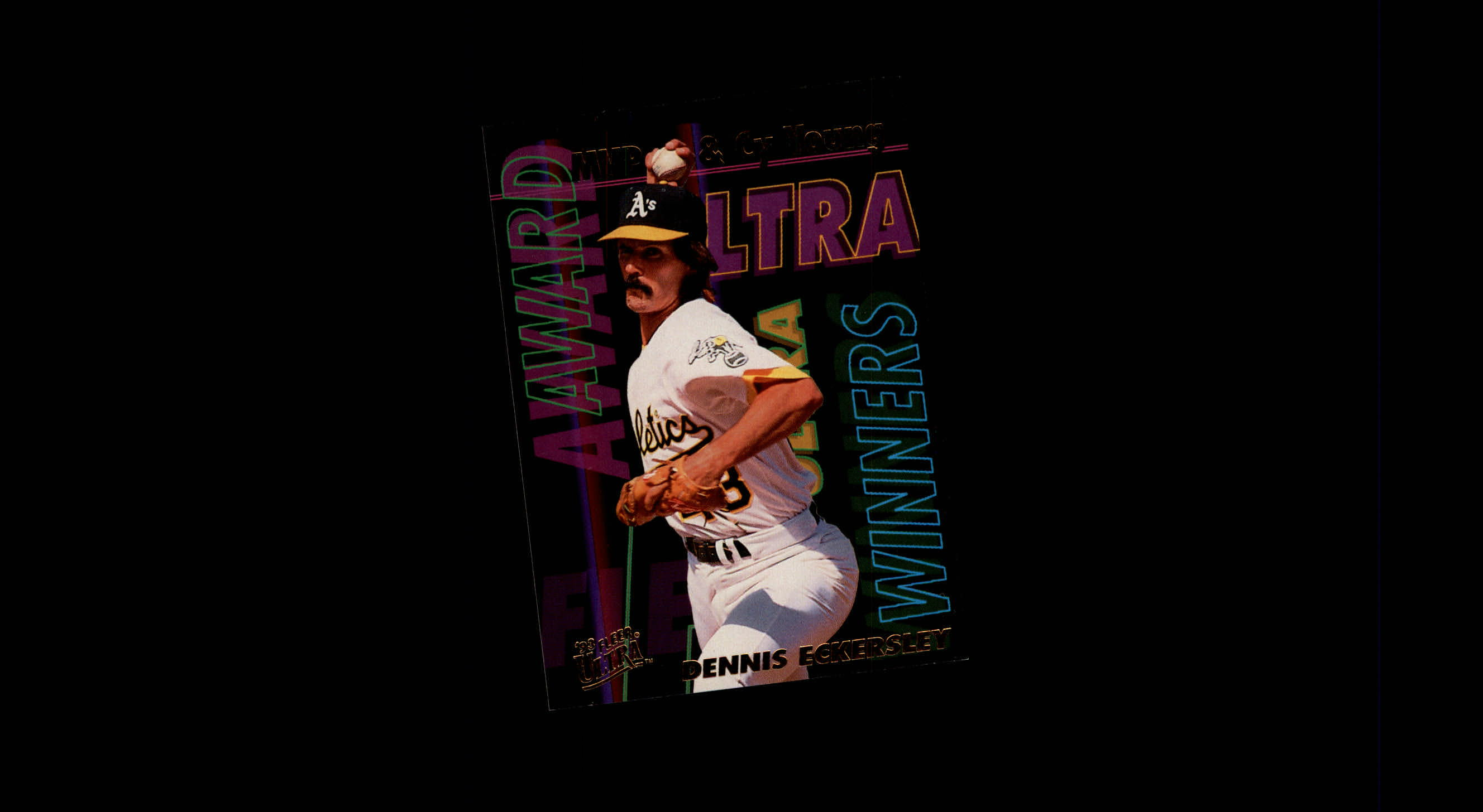 1993 Ultra Award Winners #23 Dennis Eckersley