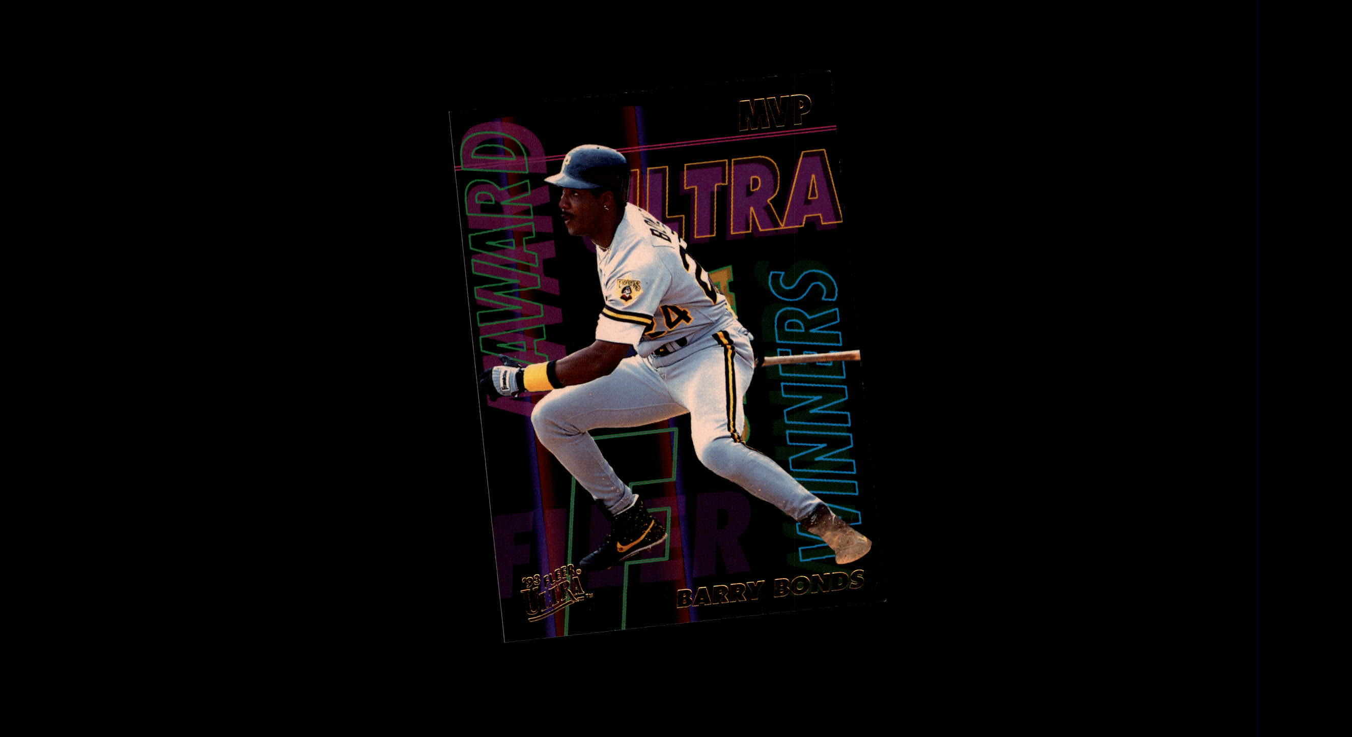 1993 Ultra Award Winners #24 Barry Bonds front image