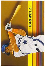 1993 Upper Deck Gold Hologram #813 Jeff Bagwell TC