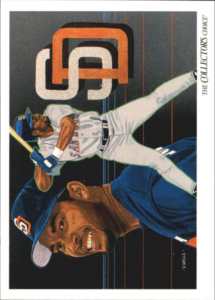 1993 Upper Deck Gold Hologram #828 Gary Sheffield TC