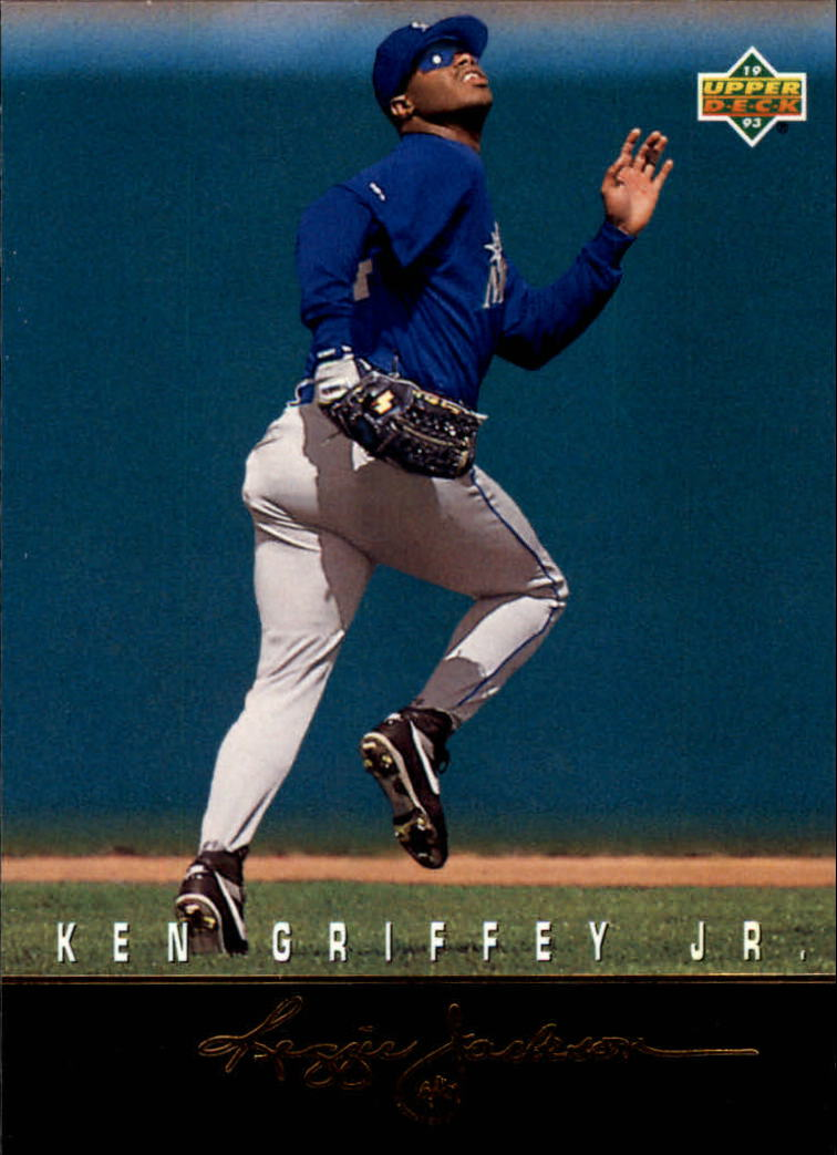 1993 Upper Deck Clutch Performers #R11 Ken Griffey Jr.