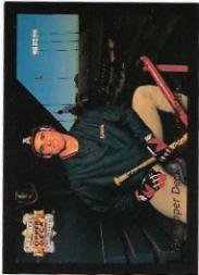 1993 Upper Deck Fifth Anniversary #A15 Tim Salmon